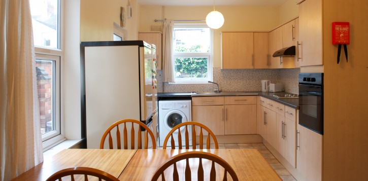 Kitchen at 3 Burleigh Road