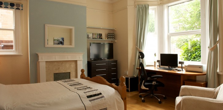 Bedroom at 158 Ashby Road